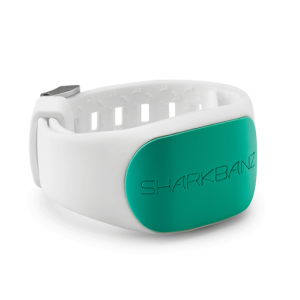 Sharkbanz 2 White/Seafoam
